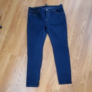 Forever 21 skinny denim jeans size 31